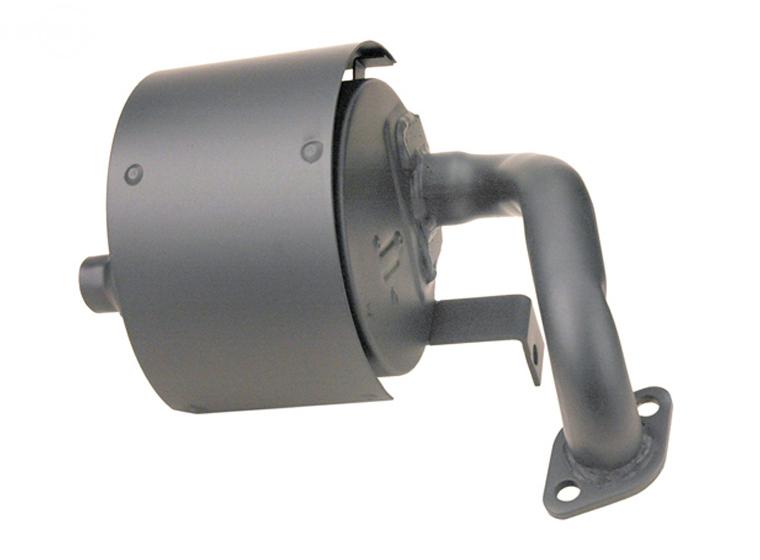 NEW SNAPPER  REAR ENGINE RIDING LAWN MOWER MUFFLER  1-8198 7018198 7018198YP