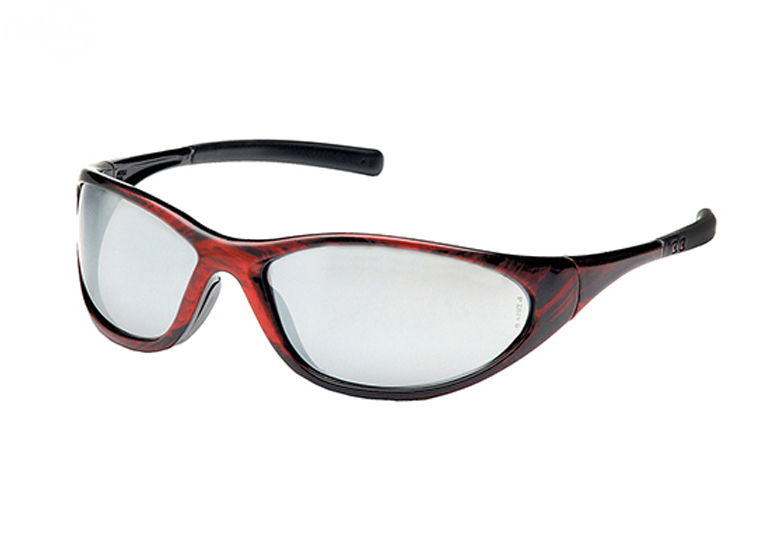 Wood Frame Safety Glasses : Rotary # 14902 Safety Glasses - SRW3370E Silver Mirror ...