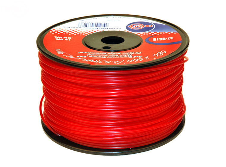 25/' Loop Weedeater Red Commercial Trimmer Line # 130