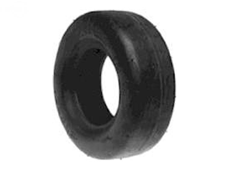 Rotary # 8194 Cheng Shin Tire Tube Type 8x3.00x4 Smooth Tread 4 Ply