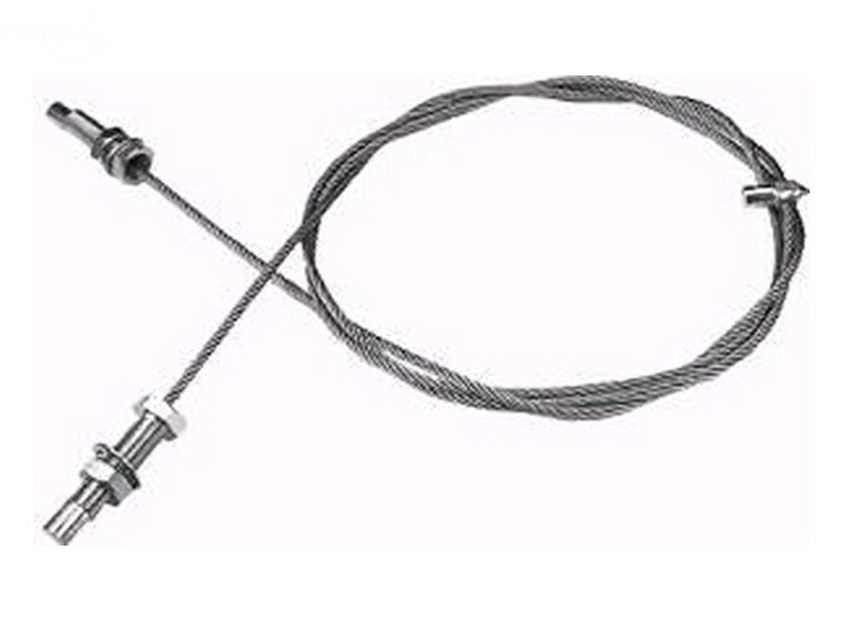 Rotary Tiller Cables : Cable steering quot scag